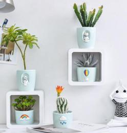 2019 piccole piante Nordic ins vento decorazione ornamenti simulazione pianta tempo in vaso coperto falso carnosa pianta verde piccoli ornamenti fiori finti piccole piante economici
