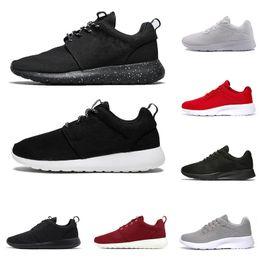 nike roshe one Tanjun Run Tênis de corrida para homens mulheres corredores triplo preto branco respirável mens trainer london sports sneakers outdoor jogging walking de