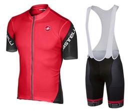 Jersey de ciclismo de moda online-Moda y ropa de ciclismo cómoda Los más nuevos hombres Ciclismo de moda Jersey Shorts de bicicleta Quick Dry Pro Cycling Wear Pro Cycling Jersey