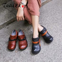 Nuova scarpa fatta a mano 2018 mocassini scarpe da donna scarpe da lavoro  lavoro casual scarpe da donna in vera pelle piatta plus size le scarpe da  lavoro ... 629a89fb100
