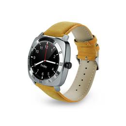 Детские часы для сна онлайн-Bluetooth человек Телефон спортивные смарт-часы Х3 фитнес шагомер часы камеры SIM-карты, смарт мониторинг сна шагомер