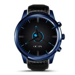 Handy gps-system online-Luxus Smart Uhren Handy Pro Für Android System 5.1 Smart Watch 2 + 16 GB Steckkarte GPS WiFi Smartband Clock
