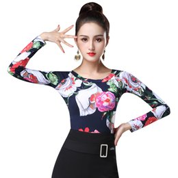 d2fb75f15f belly dance tops UK - Latin dance costumse sexy latin dance tops for women dancing  jacket