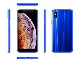 2019 мода сотовый телефон наушники 5.99 дюймовый Большой Экран Макс Телефон MTK6580 Quad Core 512 МБ ОЗУ 4 ГБ ROM Смартфон 5-Мп Камера Android Телефон Дешевый Хороший дизайн
