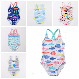 Kid Baby Boy Short Sleeve 3d Cartoon One Piece Beach Swimwear Mother & Kids Hat Clothes#g40us Boys' Clothing