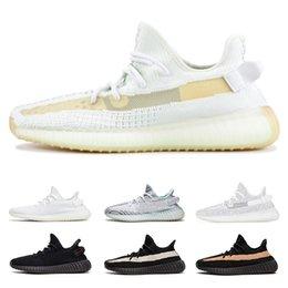merletti leggeri Sconti Adidas yeezy supreme 350   Nuove durevoli confortevole, traspirante Lace-Up Shoes Casual Classic di alta qualità Moda traspirante sport calza il formato 36-46