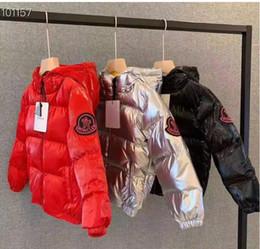 2019 большие девочки на зимних куртках Горячая распродажа Новое поступление M марка мальчиков зимний пуховик для девочек пуховики теплый свет большой детей пальто мальчиков девочек одежда 3T-11T скидка большие девочки на зимних куртках