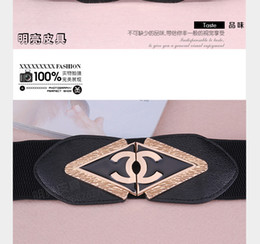 Cintos únicos mulheres on-line-Novo 2017 cinto elástico de alta qualidade para a moda feminina, estilo de design exclusivo, entrega gratuita