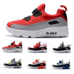 new style 83280 a1532 Classique Enfants 90 Retro Sport Trainers Chaussures Pas Cher Garçons  Filles Années 90 Chaussures De Course De Haute Qualité Chaussures Enfant  Enfant 90 ...