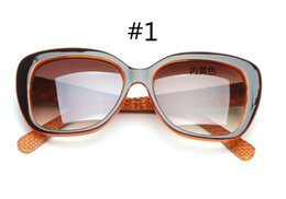 9150027d0e5 2019 magasins de lunettes de soleil 2019 Hot vente marque de lunettes de  soleil dame grand