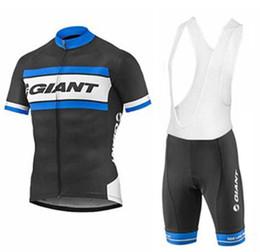 2019 New GIANT ciclismo jersey bicicletta squadra vestito di sport bici maillot ropa ciclismo ciclismo jersey Bicicletta MTB bicicleta abbigliamento set da