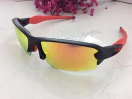 Lunettes de soleil femme noir aviateur en Ligne-2019 nouvel été noir rouge cadre franc orange lunettes pas cher Fashion haute qualité pour concepteurs d'aviateurs hommes femmes Hot vente lunettes de soleil