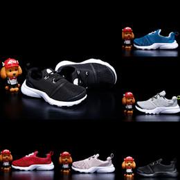 zapatos de voleibol para niños Rebajas Nike Presto React Zapatos deportivos Presto zapatos para niños FashionTraining Volleyball baby boy girl gift Casual kids Sneakers en venta