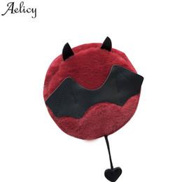 a723f9f4aa7e Cheap FashionAelicy girls Messenger Bag Cute Cartoon Bat Little Plush Bags  Personality Crossbody Bags for women bolsa feminina dropshipping