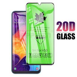 2019 iphone hochwertiges kameraobjektiv 20D Gebogenes gehärtetes Glas für Xiaomi Mi 10Lite 9T Pro 9 9Lite 8 8Lite A3-Glasschirm-Schutz für Redmi Hinweis 9s 8T 8 7 Pro 9 9A 8A 8 Glass