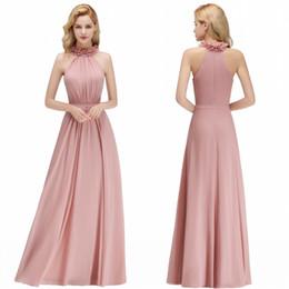 336c2a1c7 vestidos de invitados de boda para la noche de verano Rebajas Nueva llegada  personalizada hacer Pink