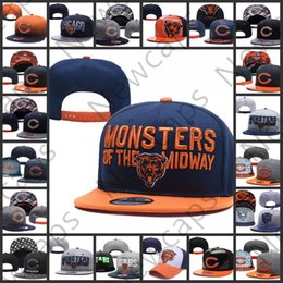 ac0ac16d1fb 2019 Chicago Adjustable Hats bears Embroidery Team Logo Snapback All Team  Wholeasle Knit Beanies Caps One Size