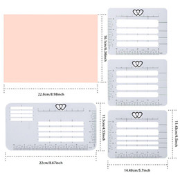 Regenbogen Transparent Notizbuch Tagebuch Cover Planer Clip Student Briefpapier
