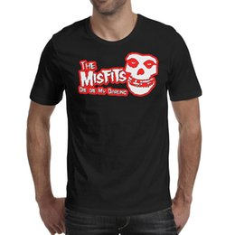03029fc0 Men design printing The Misfits die die my darling black t shirt design  undershirt graphic superhero friends shirts slogan t shirt cute inexpensive  shirts ...