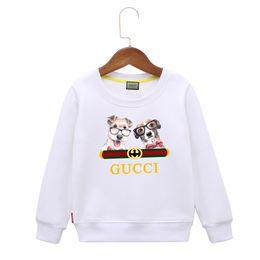 84e9d46f5 Cool Sweatshirts For Guys 2019 Spring New Pattern Boys hoodie Girl Children  Sleeve Head Sweater dog