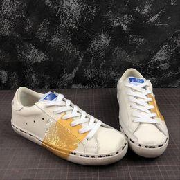 Zapatos ggdb online-golden goose Uomo Donna men and women sneakers ggdb shoes 23 tamaño: 35-44 moda de lujo scarpe diseñador para mujer mujer sandalias zapatos zapatillas femmes espadrilles mocasines