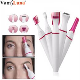 5 en 1 tondeuse électrique ensemble rasoir bikini pour le visage sourcil aisselles femmes épilation rasoir femme machine à raser ? partir de fabricateur