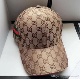 design para venda Desconto Top Venda de design de luxo Cap Snapback Bonés de Beisebol Lazer Ajustável Snapbacks Chapéus Casquette chapéu de pai de golfe ao ar livre esportes