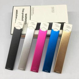 Canada Date Paquet Portable Vapor pod Cartouche Kit simple sans Pods Cartouches Pour Batterie à plat PODS E kits de cigarette Offre