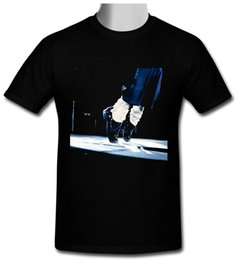 New T Shirts Unisex Funny Tops Tee Short Sleeve Broadcloth Michael Jackson  Crew Neck Mens T Shirt 455d697c61bf