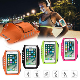 4,5-zoll-bildschirm-handy online-Neue handy armband touchscreen fingerprint entsperren gürtel für outdoor-sportarten yoga laufen für 4,5-5,5 zoll handys