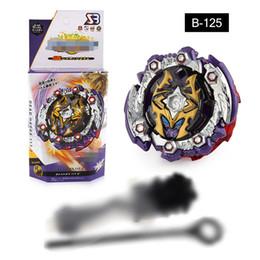 Бейблейд-битвы онлайн-Mksafn металл Beyblade взрыв B-125 мертвых Гадес 11Turn зефир ' с пусковой установкой с захватом Волчок бой игрушки новый в коробке