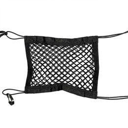 2020 bloco de assento Front Seat Car Block Storage Net bolso Universal Duplo Storage Bag Net desconto bloco de assento