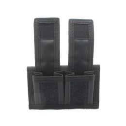 Tactical Double SpeedLoader Cinto Bolsa Caso Fit 22 MAG, 32, 38, 357, 41, 44 de