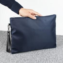 2019 kleine handgelenktaschen Mode Männer Taschen Oxford Männer Brieftasche Taschen Handgelenk Herren Kupplung Luxus Hochwertige Männliche Handtaschen Kleine Bolsa Feminina günstig kleine handgelenktaschen