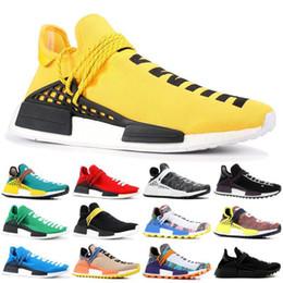 2020 Human Race TR Hommes Chaussures de course Pharrell Williams races humaines Pharell Williams des femmes des hommes Baskets sport Designer