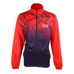 Giacche da uomo Giornata per il tempo libero Outdoor Sport Training Giacche Sportswear Team Personalizzati Colori Pattern Logo da