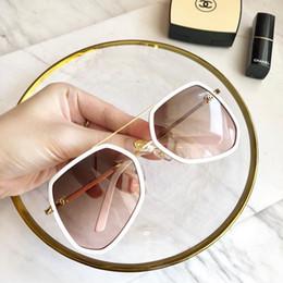 2019 feind freies verschiffen 2019 Frühjahr neue Persönlichkeit nicht schlagen die rundgesichtigen Modelle Sonnenbrille ins dünnen wilden Zustrom von koreanischen Männer und Frauen Retro-Sonnenbrille