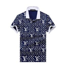 Argentina Diseñador S-6XL nuevo polo de los hombres top louls hombres camisa de algodón de manga corta jersey polo camisa de los hombres calientes cheap polo jerseys Suministro