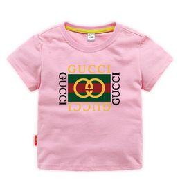 Argentina Ropa de diseñador para niños Chica Baby Boy Moda Estampado de algodón Ropa de diseñador Diseñador para hombre T-Shirt Marca de moda transpirable Lujo 2E-26 Suministro
