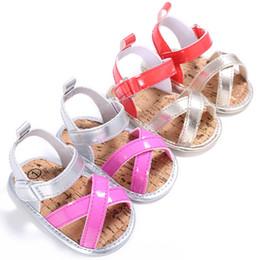 SZYADEOU Baby Im Freien Sandalen Kleinkind Prinzessin Erste Wanderer Mädchen Schuhe Neugeborenen Sommer Baby Schuhe Pelz Slides Großhandel L5 von Fabrikanten