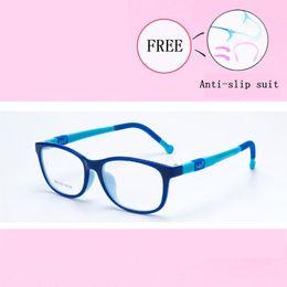 952ccf62adf kids eyeglasses frames 2019 - Glasses Frame For Baby Boys Girls Student Spectacle  Frame Children Myopia Prescription