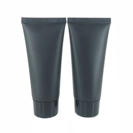 Pe Plastic Soft Cosmetic Tube With Cap For Hand Cream