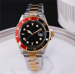 Reloj etiketi marka kol erkek tasarımcı saatler otomatik İzle erkekler gün tarih moda lüks bilezik tam altın ve gümüş saat supplier mens automatic luxury brand watches nereden erkekler otomatik lüks marka saatler tedarikçiler
