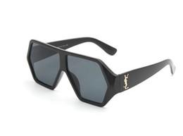 2019 óculos polarizados uv aviador 2019 Atacado moda óculos de sol das mulheres elegantes óculos de sol designer de óculos confortáveis para usar sem caixa frete grátis