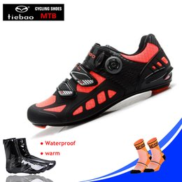 Tiebao Professional Cycling Shoes Men Women Bicycle Mtb Shoes Self-locking Mountain Bike Shoes Sapatilha Ciclismo Mtb Sneakers 2019 Latest Style Online Sale 50% Squeeze Toys