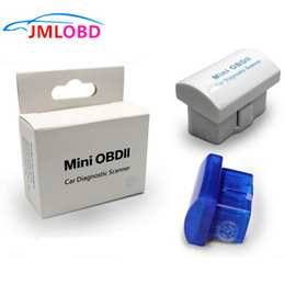 2019 mini interfaz elm327 Car Style Hot Super Mini OBD Bluetooth V2.1 ELM 327 OBD2 Herramienta de diagnóstico ELM327 Interfaz de lector de código mini interfaz elm327 baratos