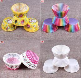 2019 mini cortadores de bolachas por atacado Muffins Cupcake Paper Wrappers Cupcakes Assadeiras Caixas de Muffin Bolo Cup Ferramentas de Decoração de Cozinha Bolo Ferramentas DIY