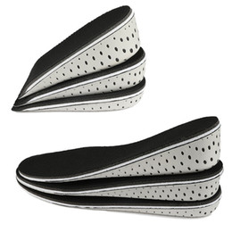 271c84cc57 1 Pair Comfortable Orthotic Shoes Insoles Inserts High Arch Support Pad for Women  Men Lift Insert Pad Height Cushion