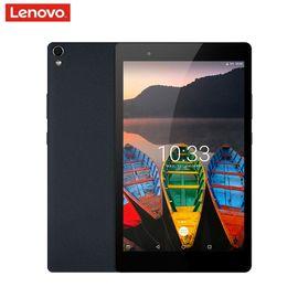 polegada tablet octa core 16gb Desconto Lenovo P8 Tab3 8 Plus 8.0 Polegada 4G Tablet PC Android 6.0 Snapdragon 625 Octa Núcleo 3 GB + 16 GB Dupla Câmera Dual Band Wifi GPS Comprimidos