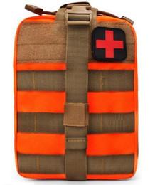 Canada Nouvelle arrivée Sports de plein air tactique Airsoft Chasse Molle Poche de premiers soins médicaux Medic EMT Sac 600D Nylon Offre